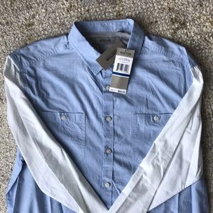Kenneth Cole Reaction Shirts - Kenneth Cole reaction long sleeve button down
